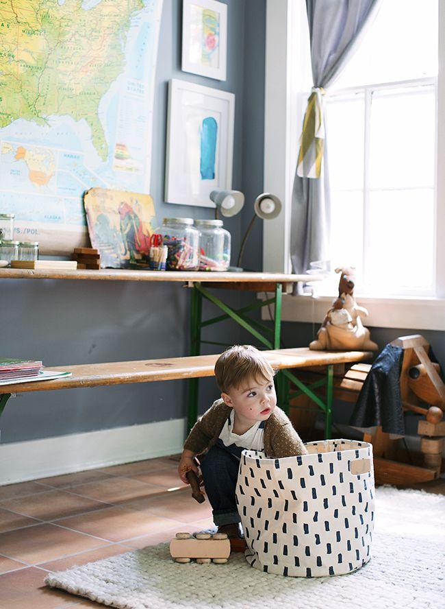 Grey Schoolroom Style Kids Room Baby S Room Ideas Pinterest