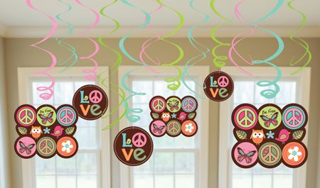 Decoraci n para fiestas retro hippie chic y vintage pinterest discover more ideas about - Decoracion estilo hippie chic ...
