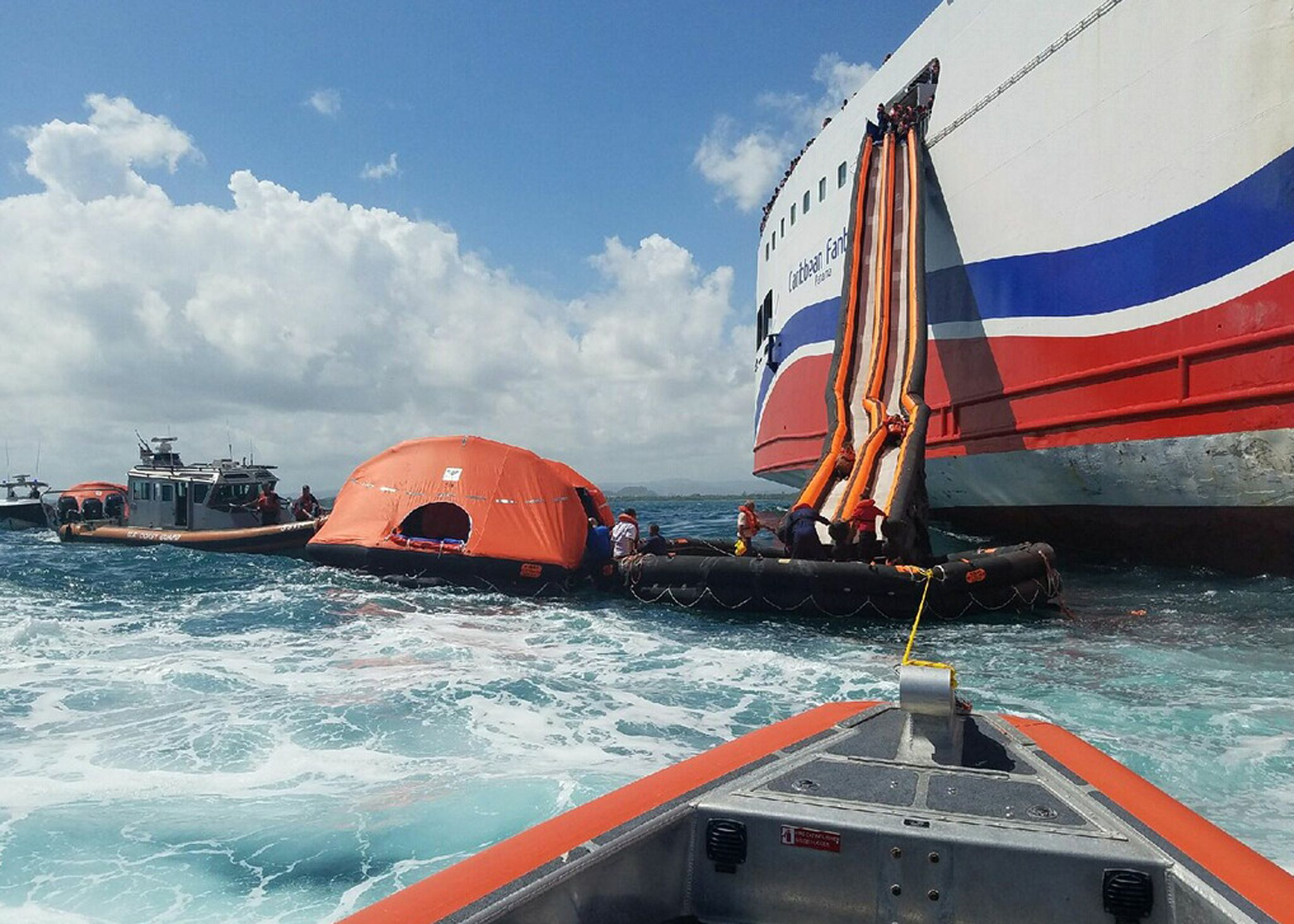 Coast Guard Coast Guard Cutter Coast Guard Puerto Rico