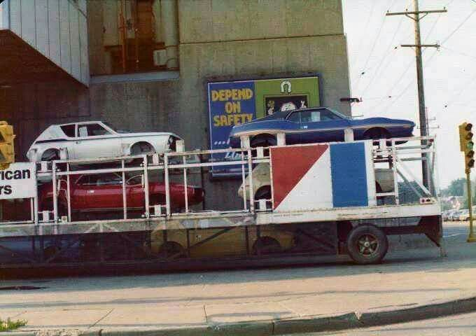 Amc 52nd And 30th Corner Amc Gremlin American Motors Amc