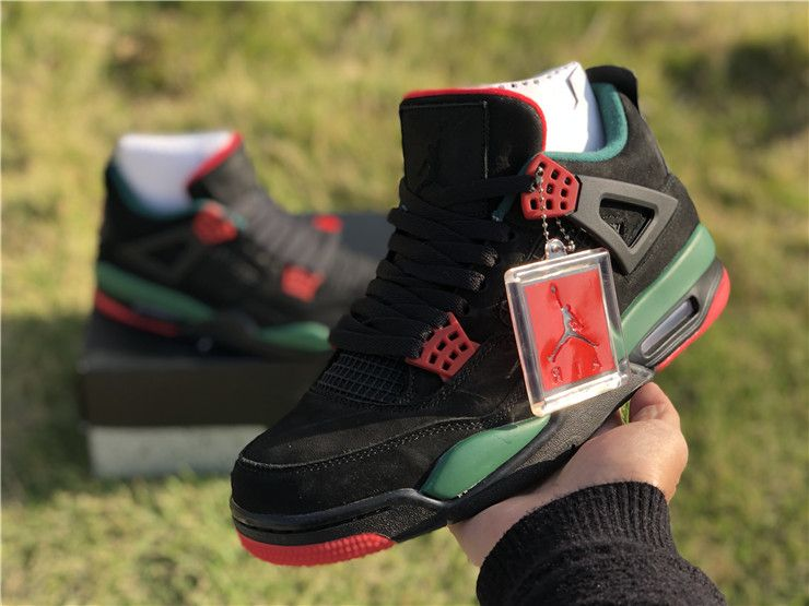 Release Air Jordan 4 Gucci Gorge Green