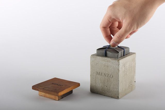 Menzo Men's Soap (Student Project) on Packaging of the World - Creative Package Design Gallery