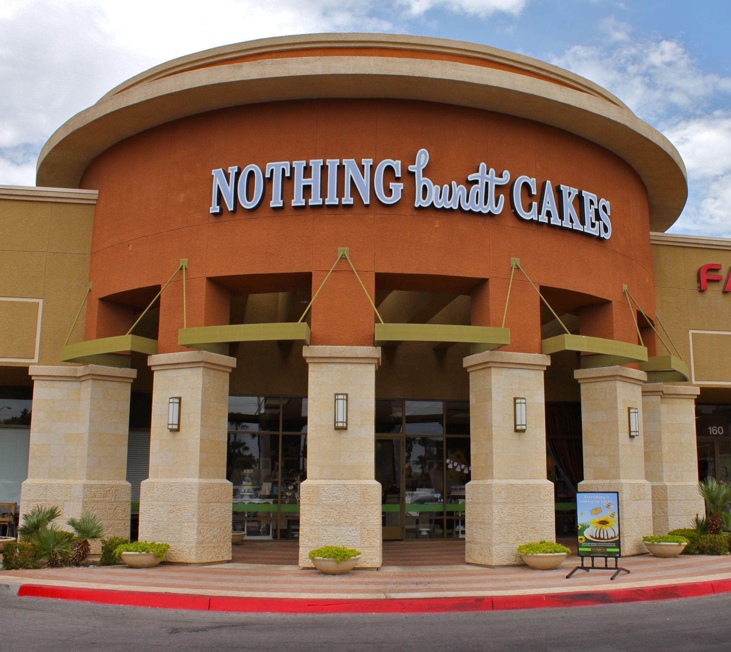 Nothing bundt cakes grows to 100 franchises nothing