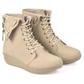 Jual Sepatu Cbr Six Bcc 885 Fashion Boots Wanita Bagus