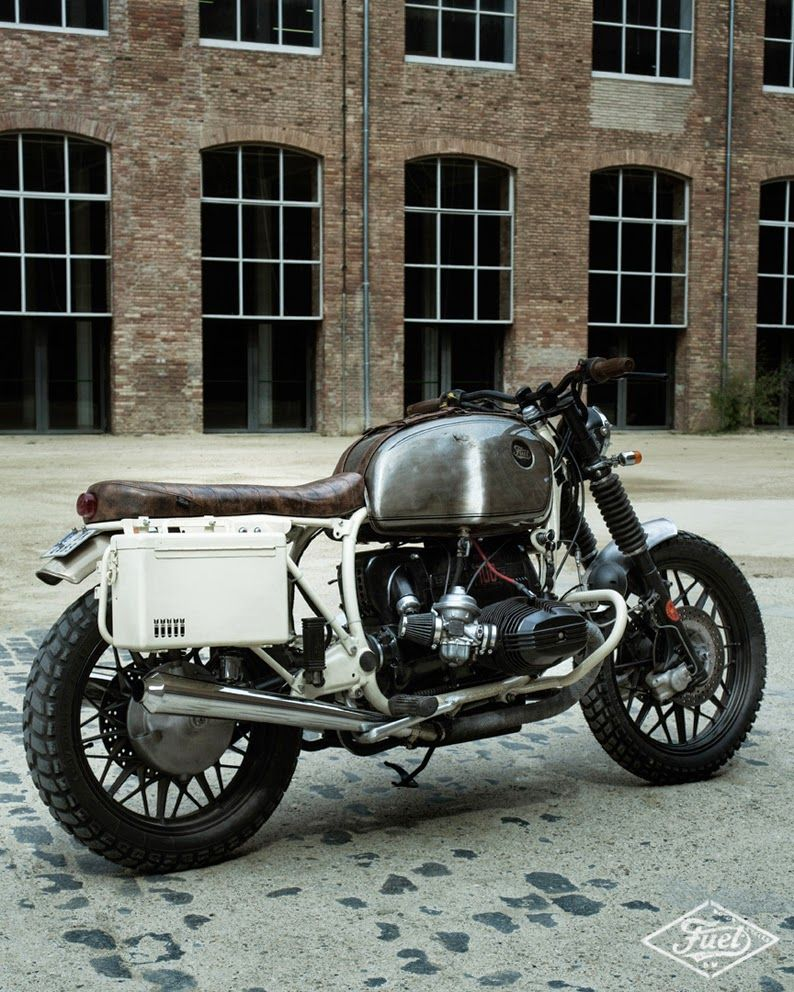 "DAILY INSPIRATION: ""Strasse"" 1979 BMW R100 RS by Fuel Bespoke Motorcycles"