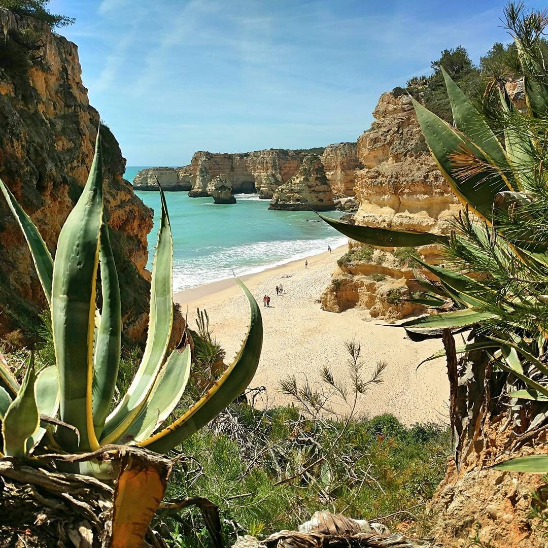 Die 11 schönsten Strände der Algarve #traveltoportugal