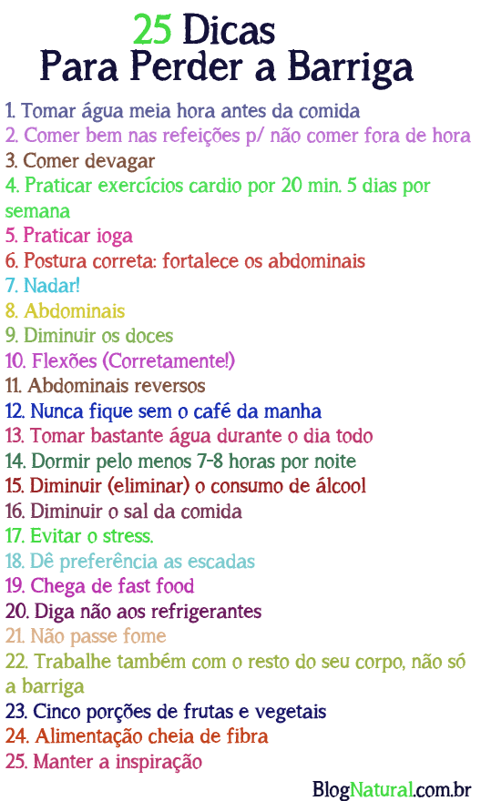 dieta perder peso y definir