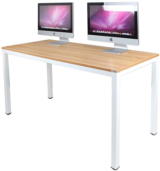 Amazon Com Sogeshome Computer Desk 63inches Large Desk Writing Desk With Bifma Certification Workstation Office Des In 2020 Large Computer Desk Desk Home Office Desks