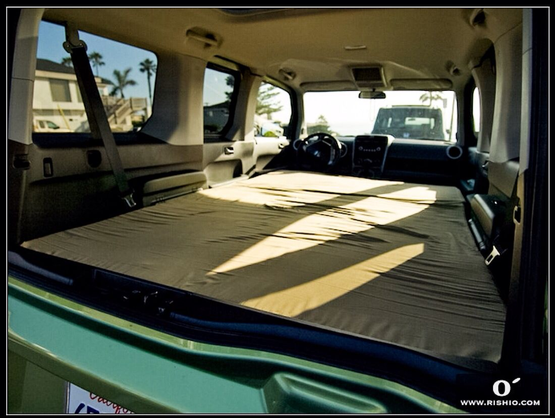 credit rishio nice element bed set up tailgate closed in this one rh pinterest com