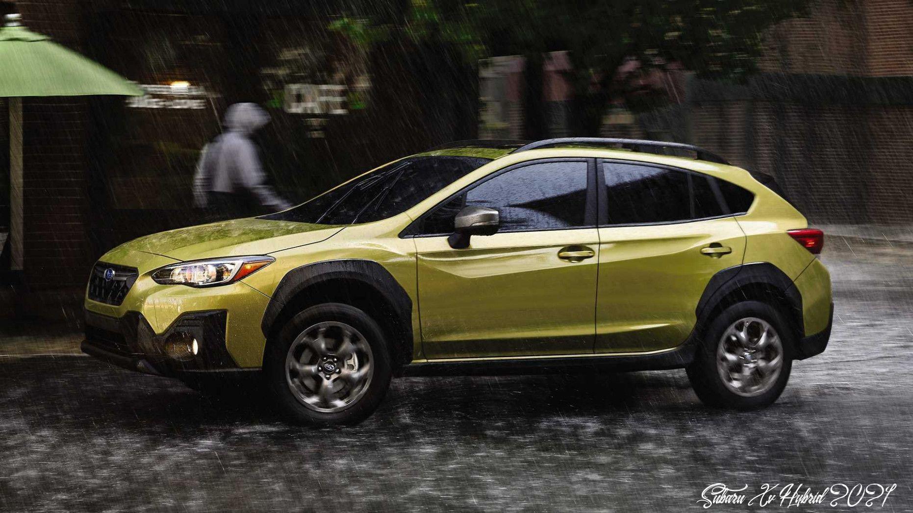 Subaru Xv Hybrid 2021 Pictures In 2020 Subaru Crosstrek Sports Models Subaru