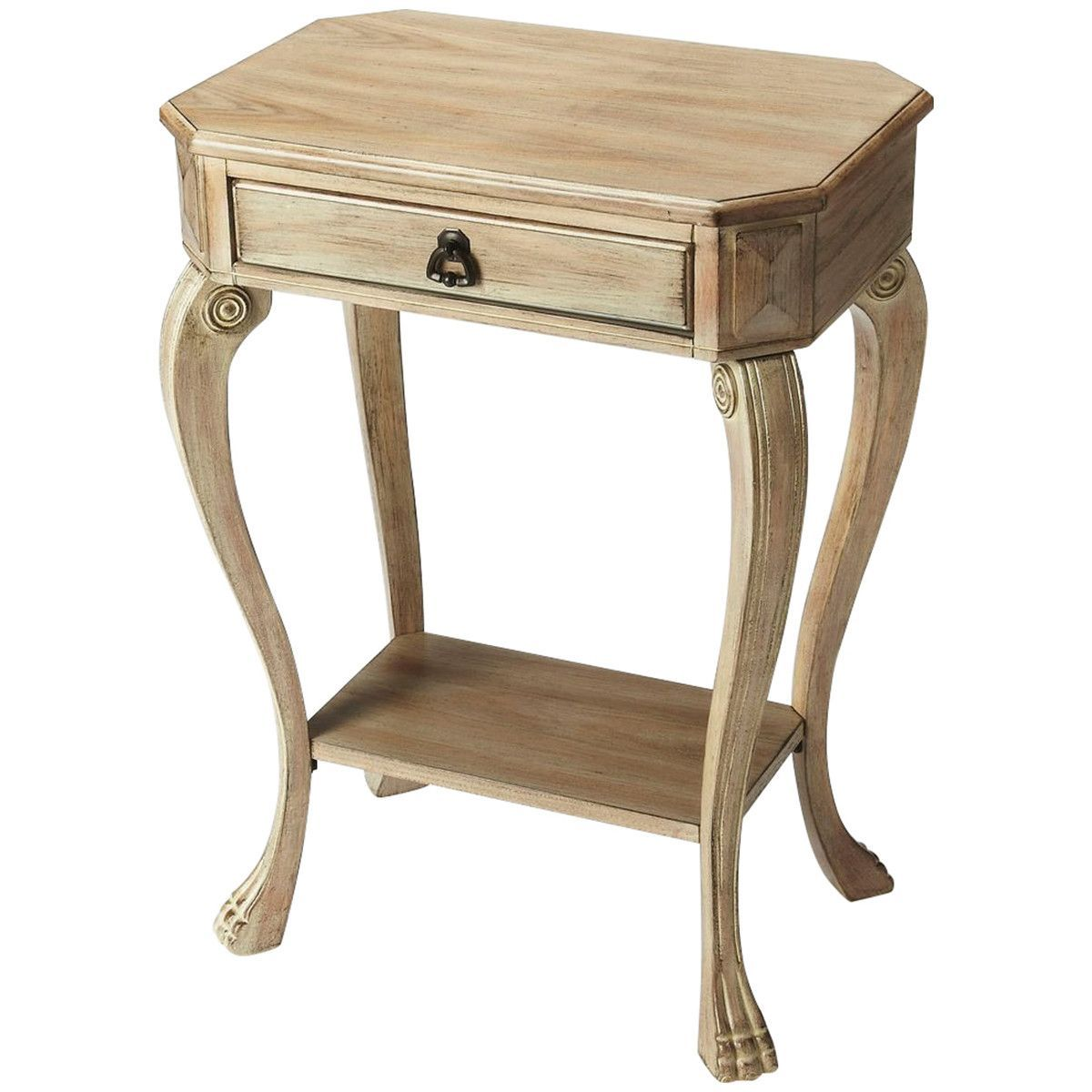 Butler masterpiece channing driftwood console table driftwood butler masterpiece channing driftwood console table geotapseo Images