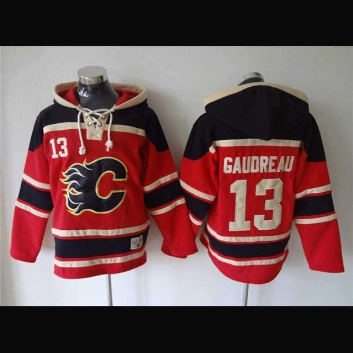 the latest ceddd 7a419 Calgary Flames NHL Hockey Team Apparel Hoodies in 2019 ...