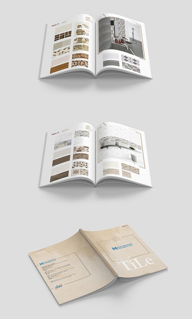 Brochure design for 8th in list of top 10 floor tiles companies in ...