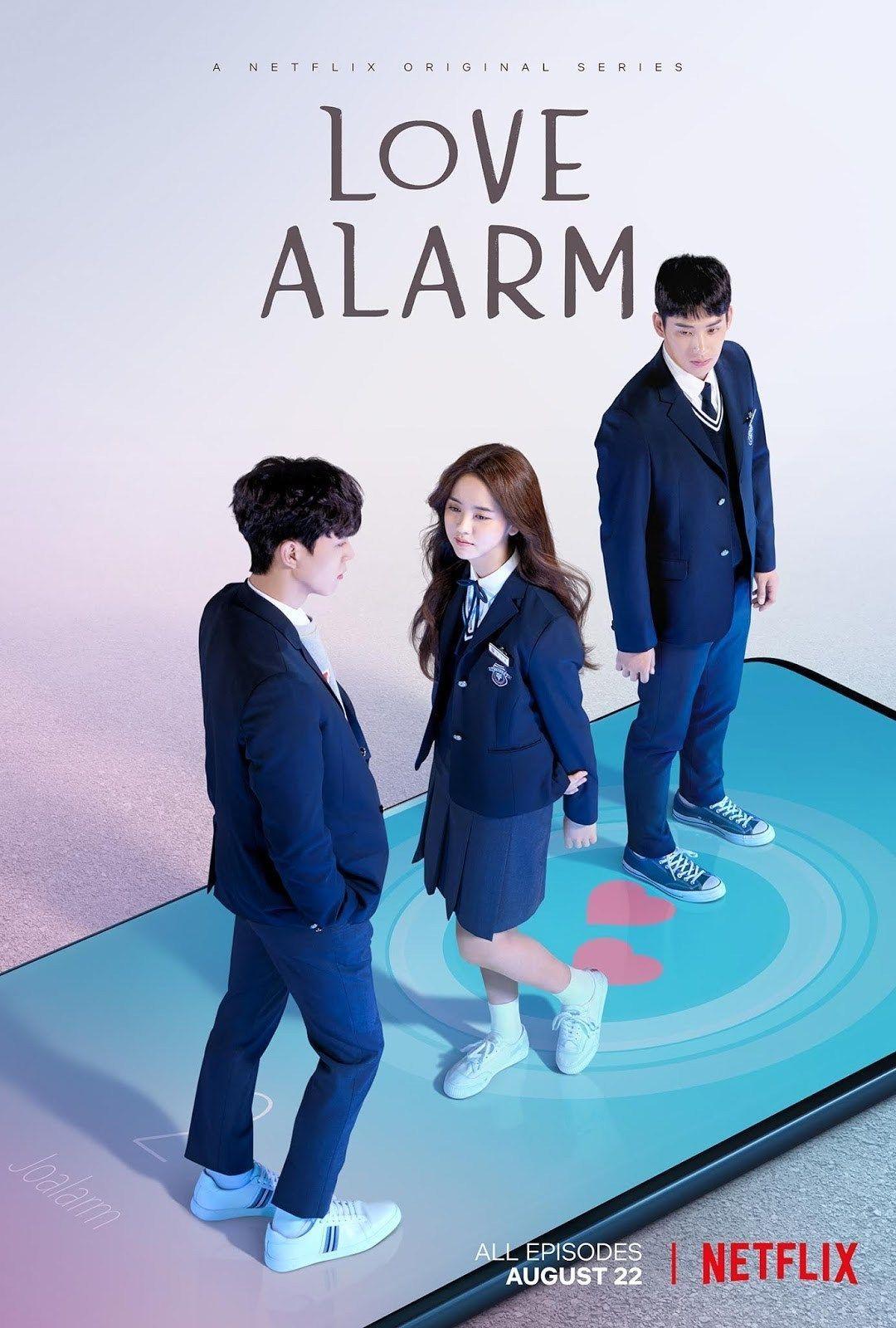 Love Alarm: La nueva producción de Netflix y la app de amor