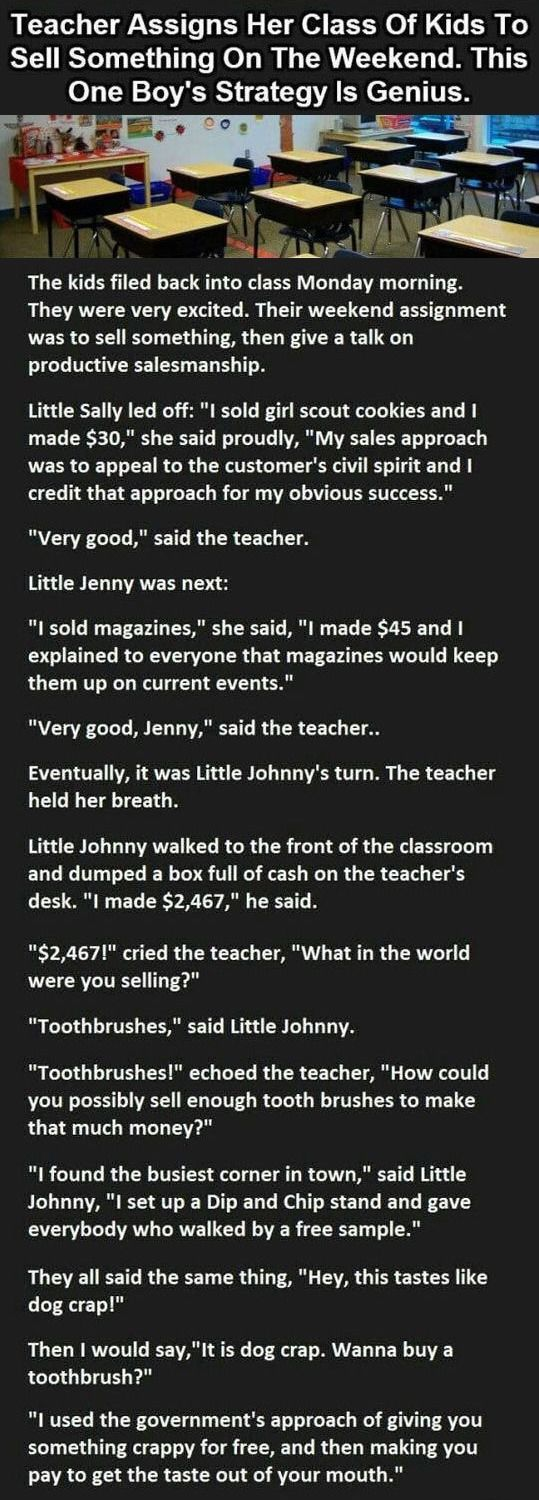 Uncategorized Lil Johnny Jokes teacher is shocked when one of her students says this funny jokes story
