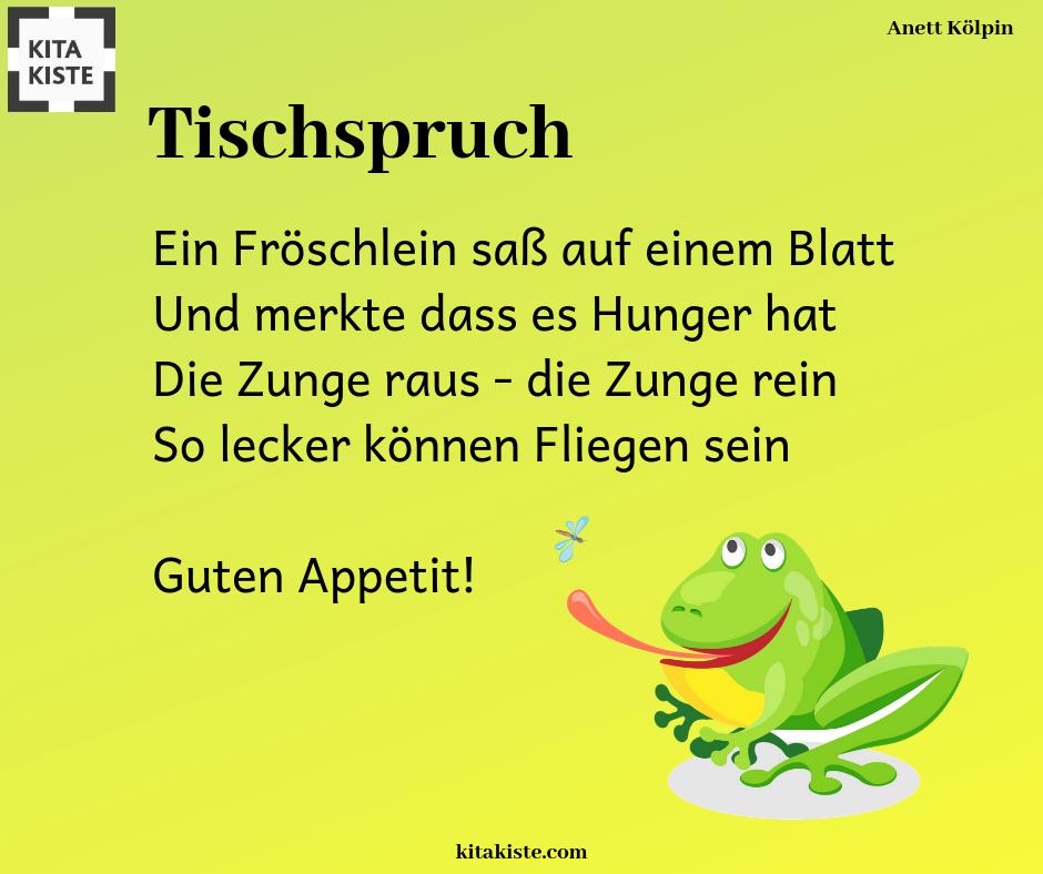 Gedicht lustig frosch Spruch Geburtstag