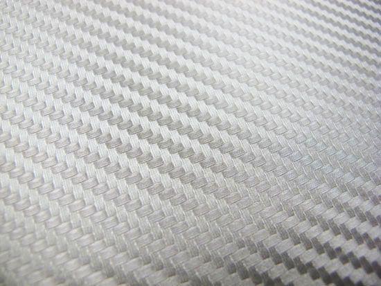 White Carbon Fiber Texture