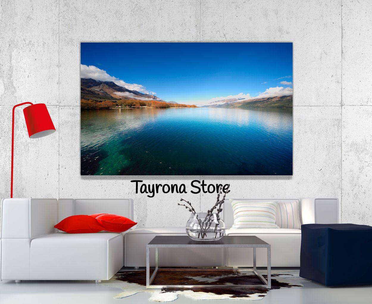 Cuadros Decorativos Lago-01 #tayronastore,#cuadros #decorativos ...