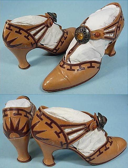 . #shoes #vintage fashion #1920s