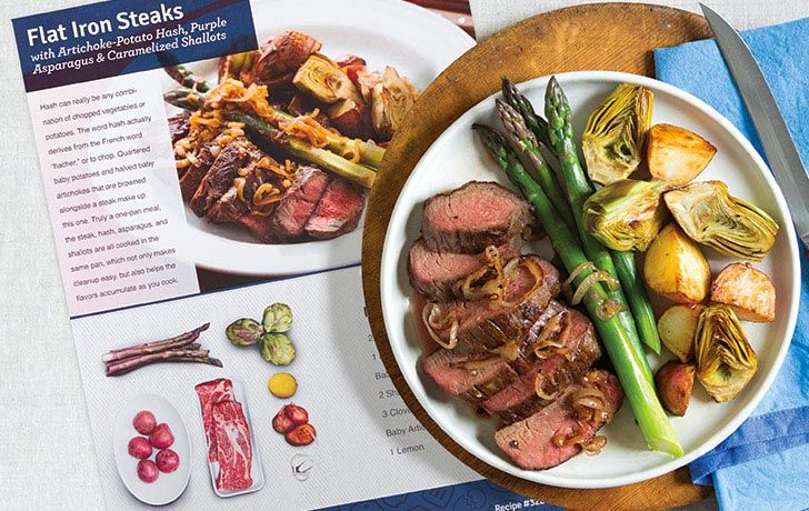 Blue apron fresh ingredients original recipes delivered to you blue apron food delivery get your 2 meals free blue apron free meals forumfinder Choice Image