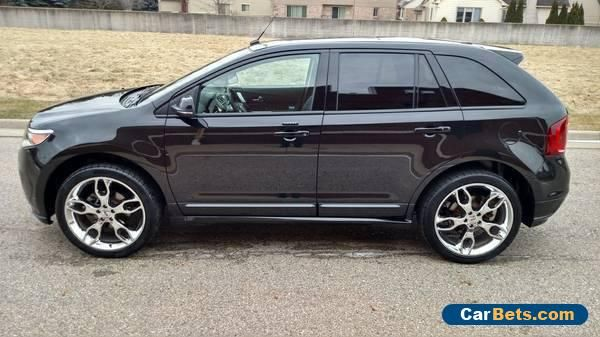 Car For Sale 2014 Ford Edge Sport Sport Utility 4 Door Ford