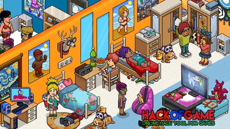 Habbo Virtual World Hack 2019 Get Free Unlimited Diamonds To Your