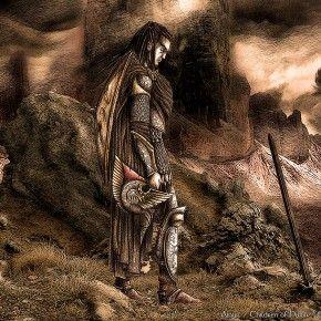 The Silmarillion; The Children of Hurin | The Silmarillion | Pinterest ...  The Children Of Hurin Art