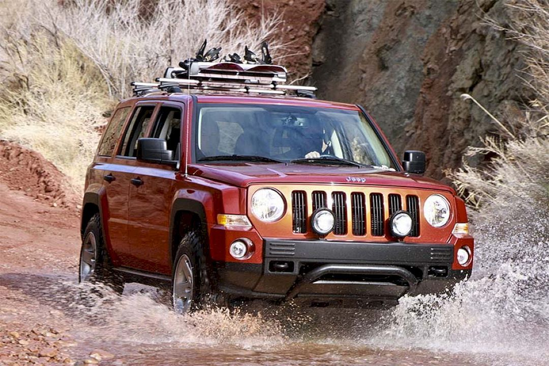 35 Best Lifted Jeep Patriot Compact Crossover Suv Jeep Patriot