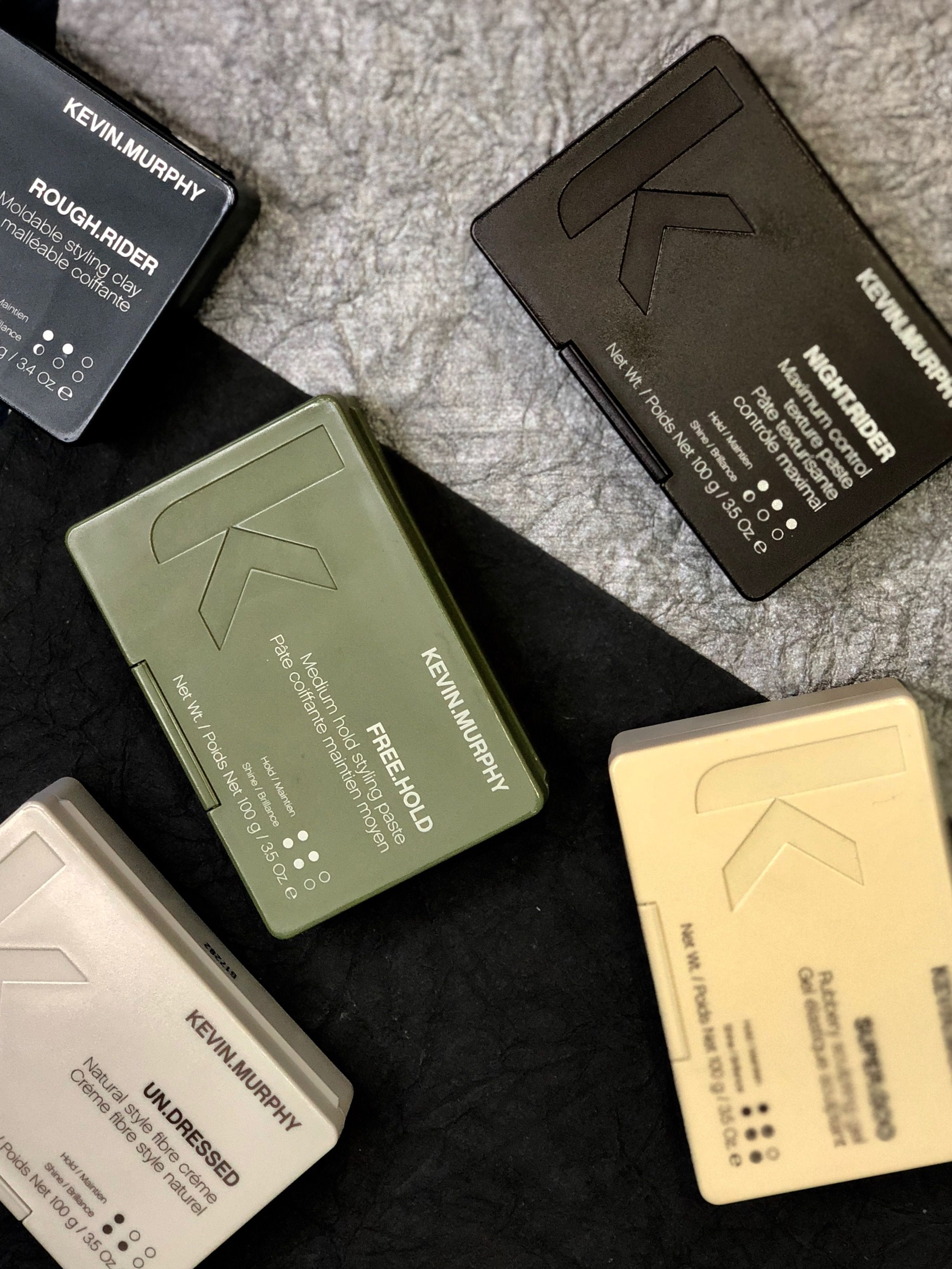 Free Hold Super Goo Rough Rider Night Rider Un Dressed Are Just A Few Of Kevin Murphy S Hidden Jewel Products I Can T Kevin Murphy Brow Wax Blonde Highlights