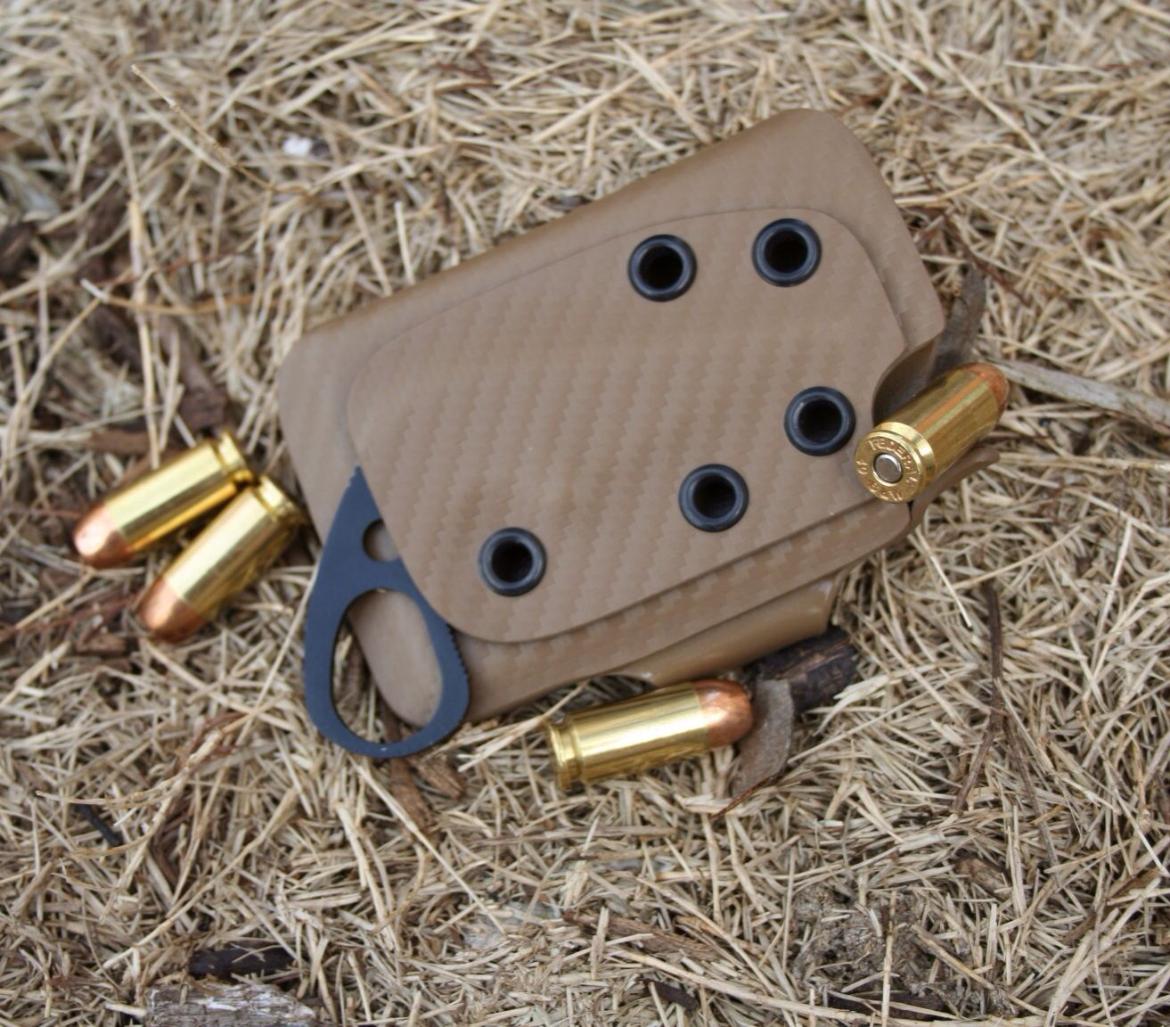 The Tactical Kydex Wallet Money Clip Available From Www