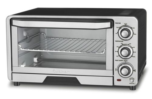 Cuisinart Tob 40 Custom Classic Toaster Oven Broiler Review Cuisinart Toaster Oven Toaster Toaster Oven Reviews