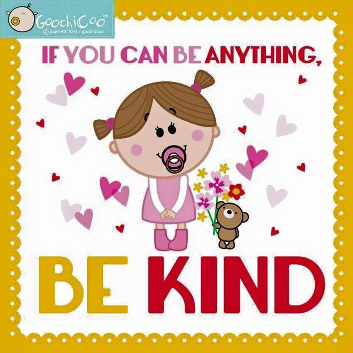 Kindness is a gift we can all afford to give goochicoo