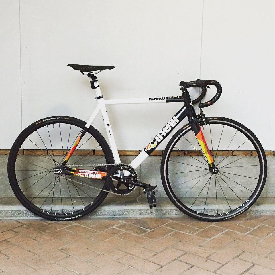 96409ca5e95 2016 Cinelli Vigorelli HSL | Bike | Bike, Bicycle, Vehicles