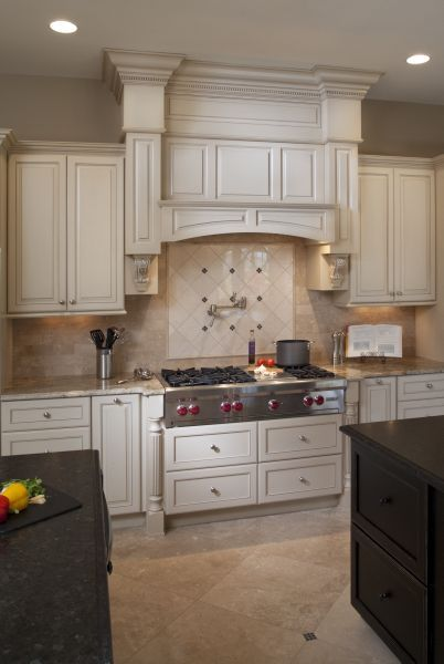 Criner Remodeling uses Greenfield Cabinetry for Kitchen ...