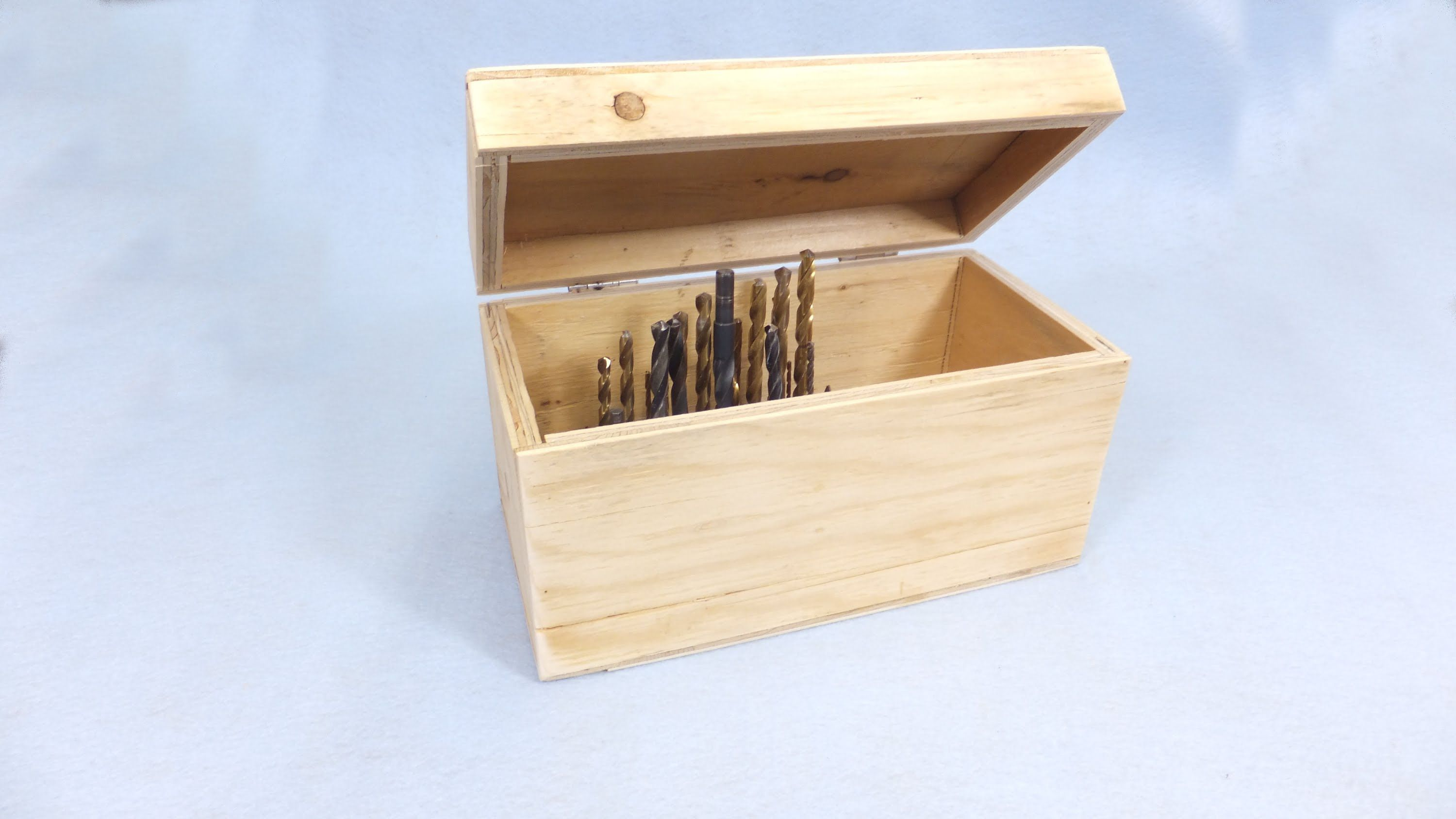 http atvnetworks com making a simple wooden storage box a