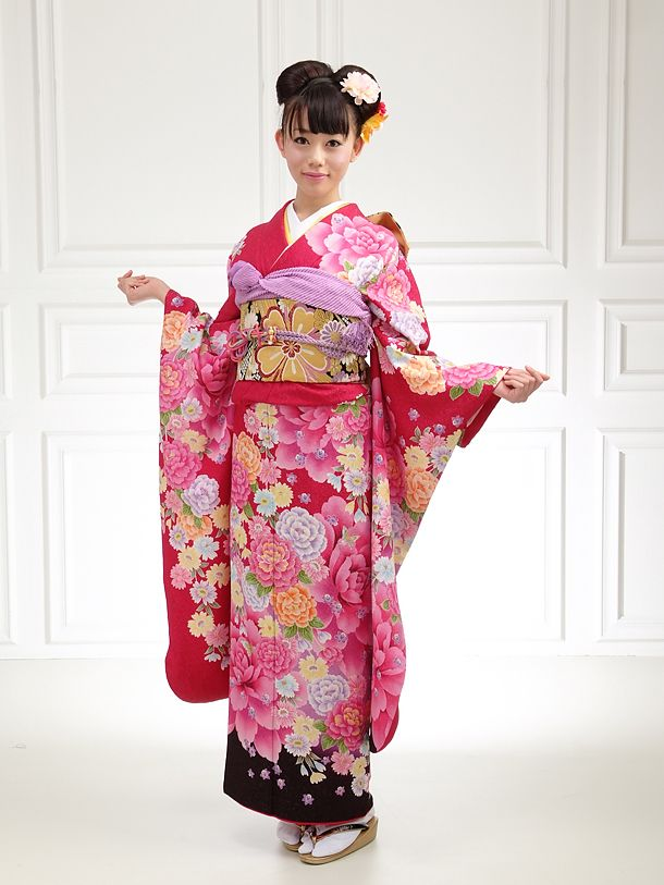 COSTUME PLANET: Kimono : Japanese Traditional Clothing ...