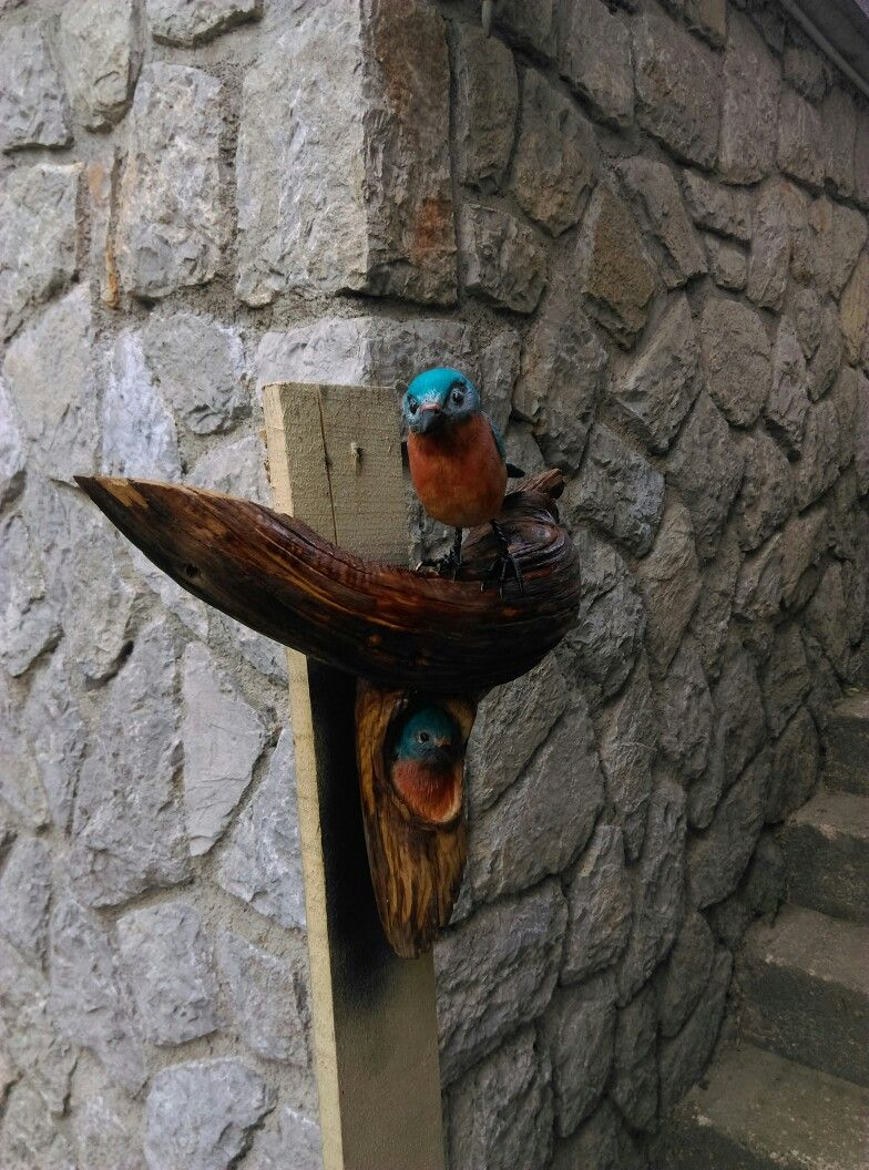 Pin by Vedran on Projects to try in 2020 Bird house