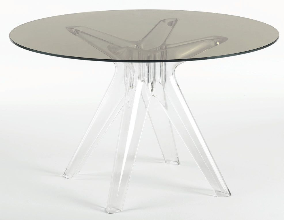 Bon Buy Online Sir Gio | Round Table By Kartell, Round Technopolymer Table  Design Philippe Starck