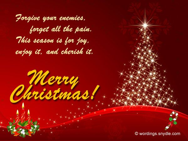 The 45 Best Inspirational Merry Christmas Quotes Of All: Inspirational Christmas Messages, Wishes And
