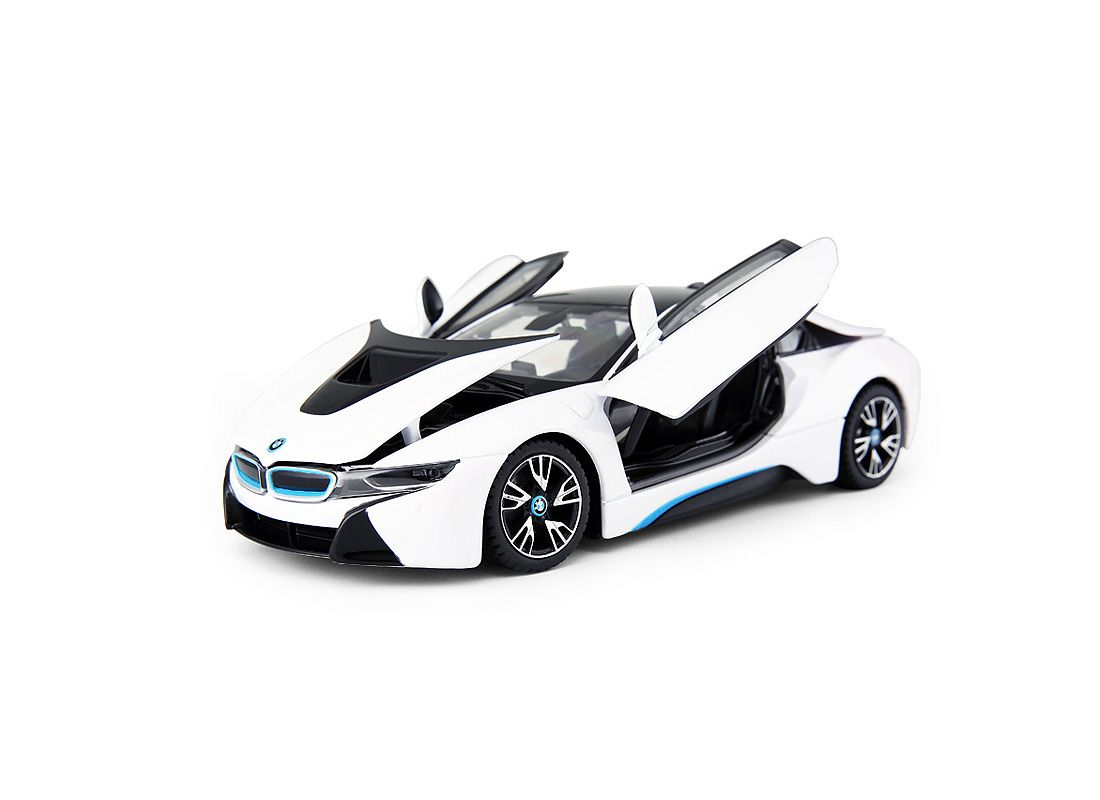 Rastar 1 24 Bmw I8cast Model Car W This Bmw I8