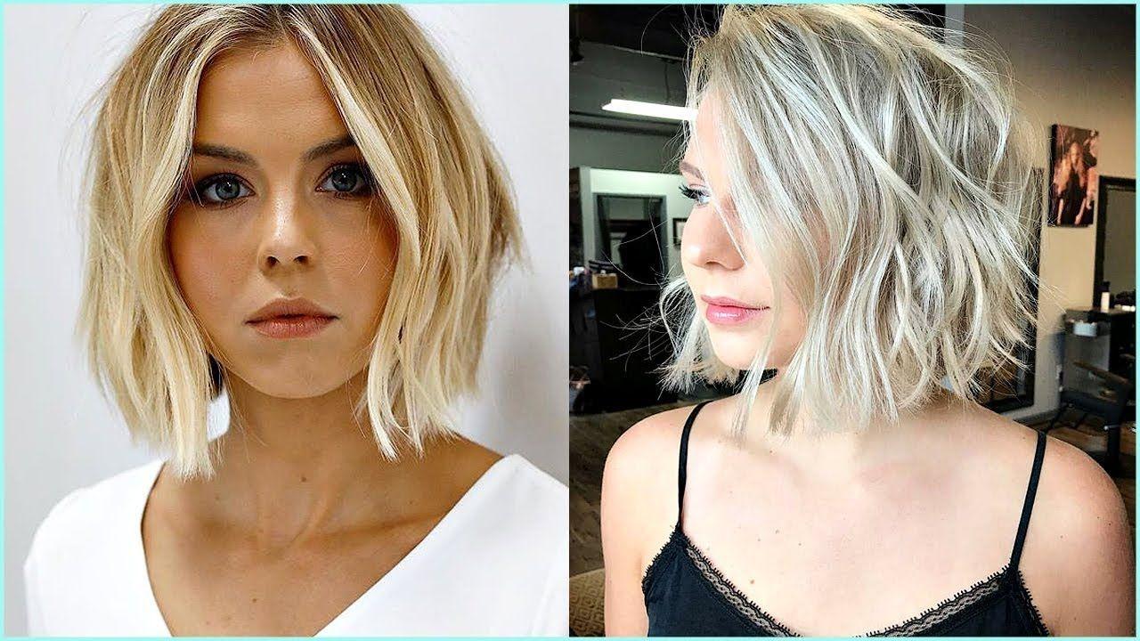 15 Medium Bob Haircut Ideas, Casual Short Hairstyles for Women 😍 - YouTube  (With images)   Medium bob haircut, Womens hairstyles, Short hair styles