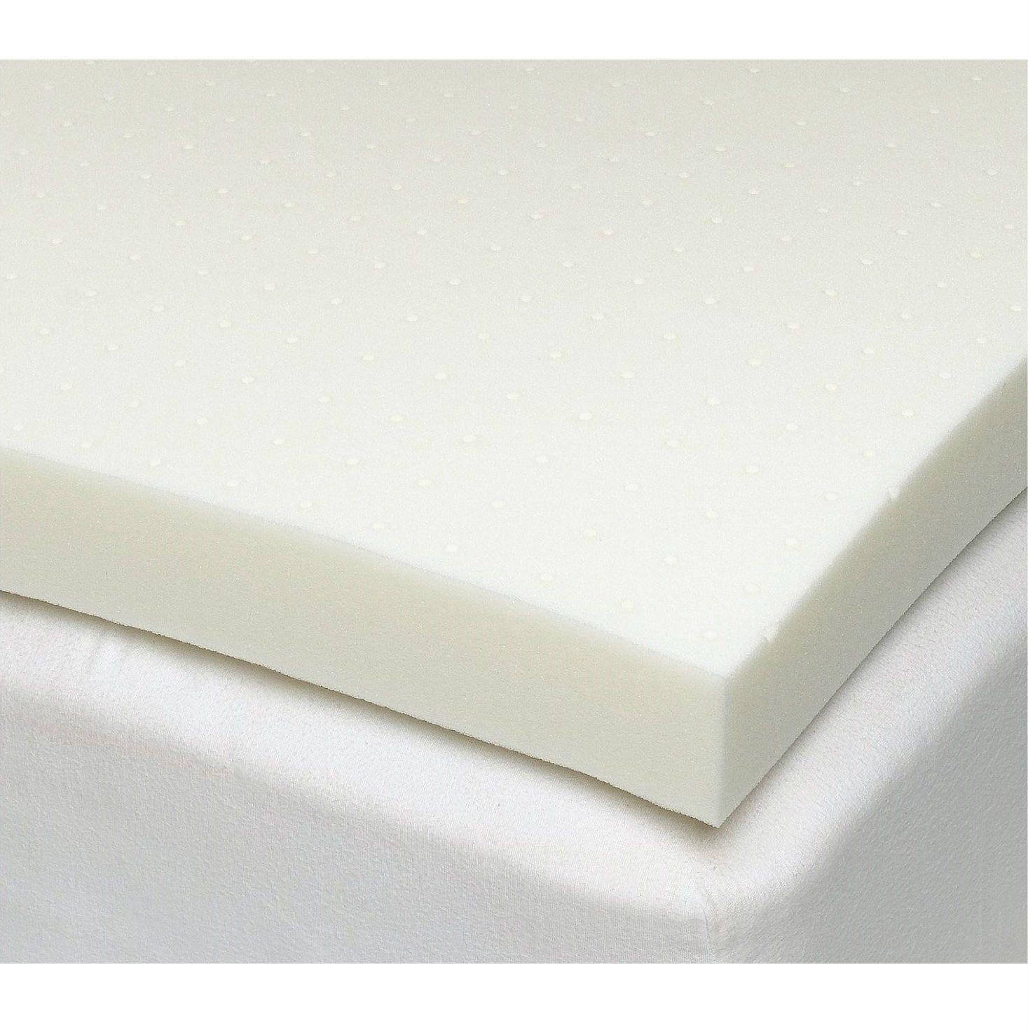 toppers impress foam silentnight memory topper cheap mattress
