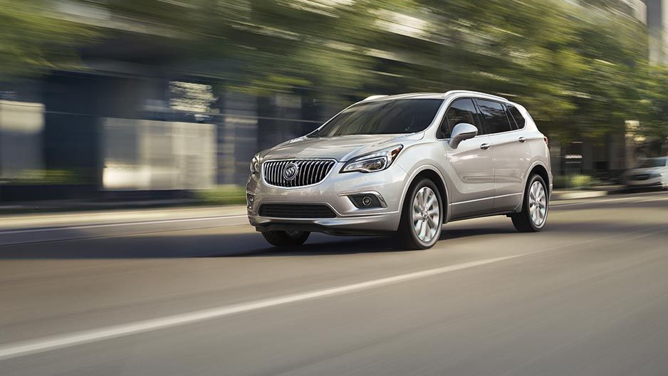 Performance Overview Nimble Handling Meets Spirited Performance For An Incredibly Athletic Driving Experience Available Hi Buick Envision Best New Cars Buick