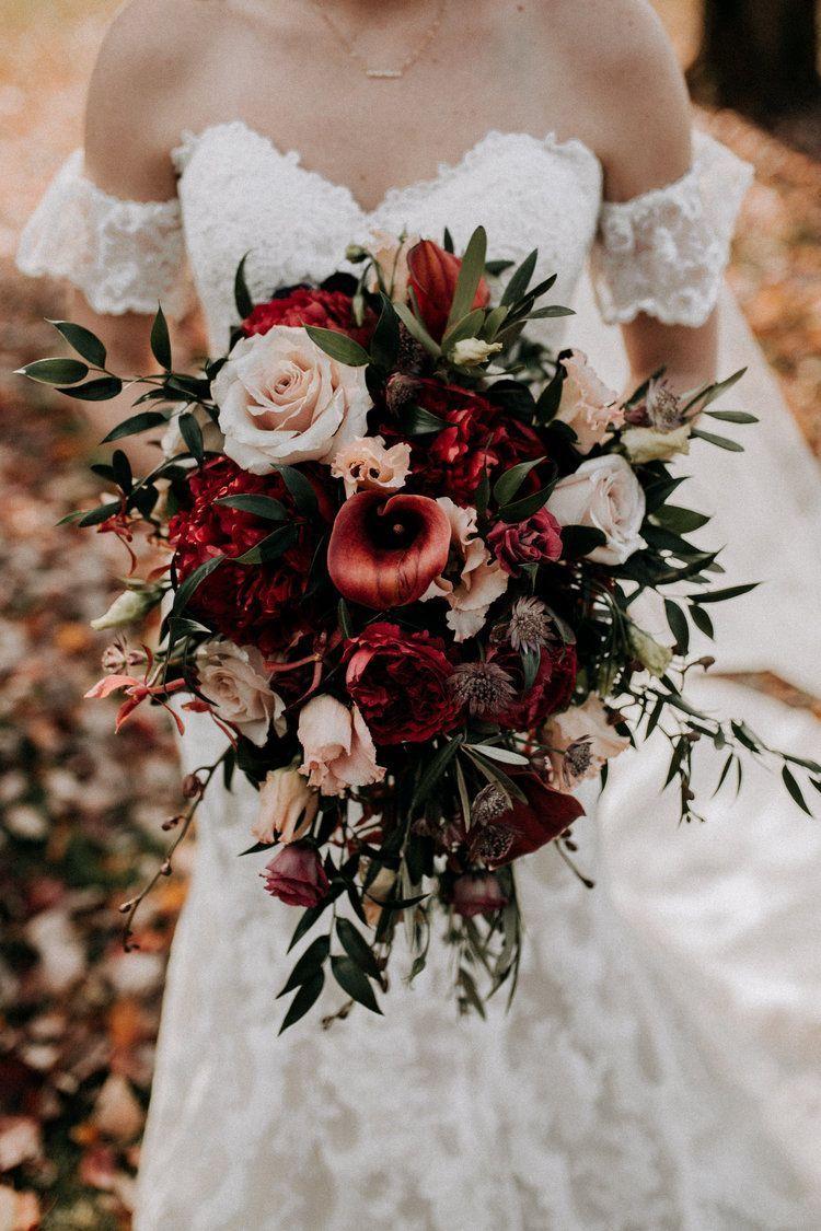 Bouquet Da Sposa Rosso.39 Fall Wedding Bouquets You Will Love Nel 2020 Bouquet Da Sposa