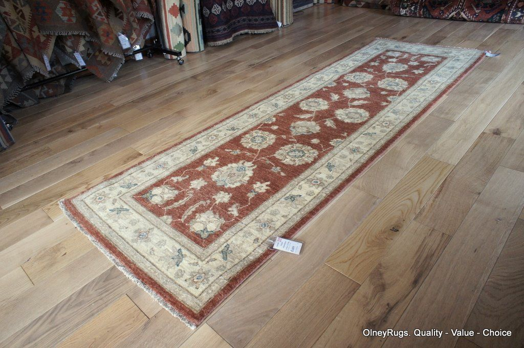 Hand Knotted Ziegler Runner from Afghanistan. Length: 243.0cm by Width: 78.0cm. Only £489 at https://www.olneyrugs.co.uk/shop/runners-for-sale/afghan-ziegler-16568.html    Visit our website and see our wonderous mixture of afghan carpets, kilim ottomans and Kilim cushion covers at www.olneyrugs.co.uk