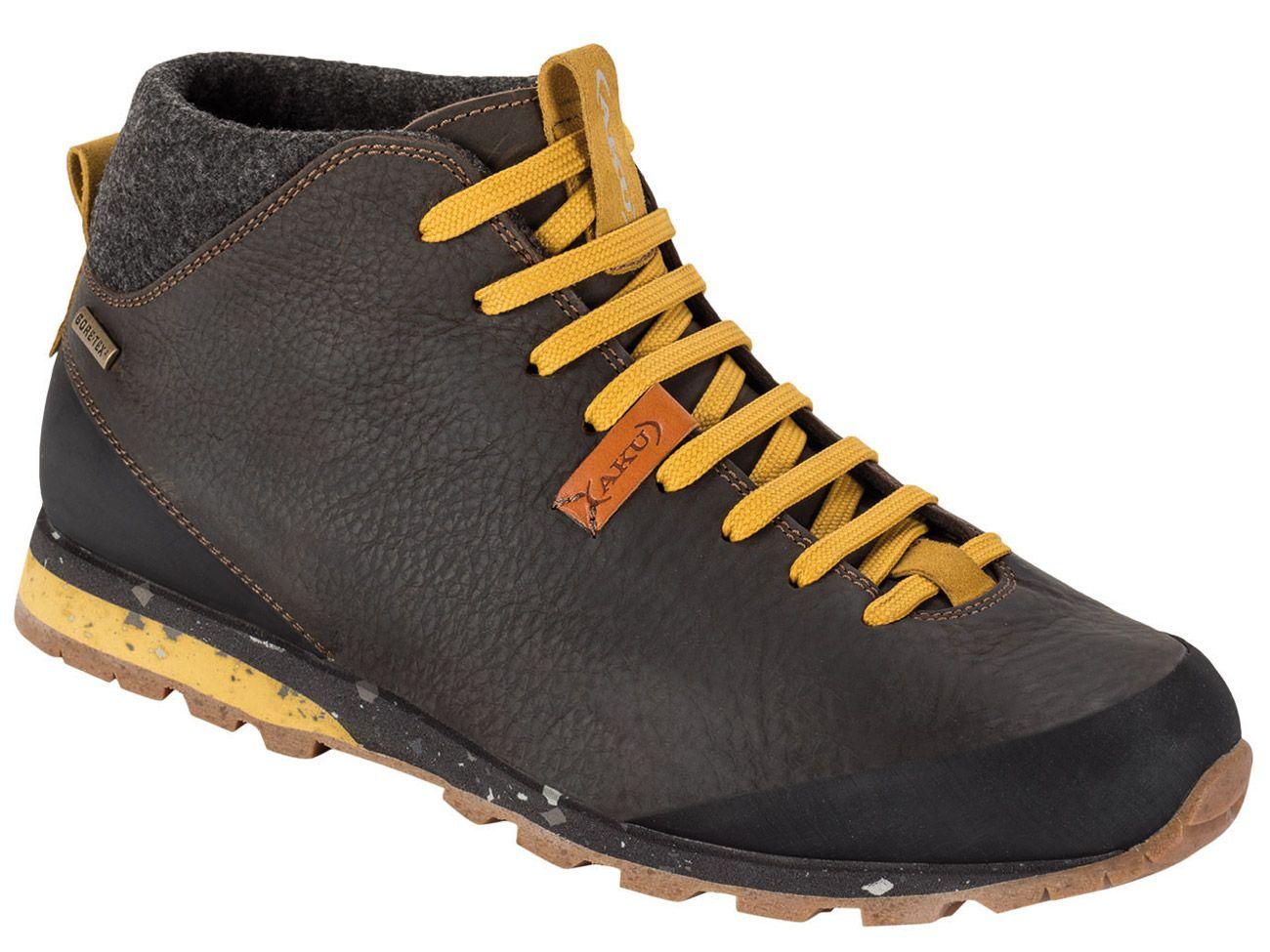 AKU - Bellamont Mid GTX - Sneaker | Versandkostenfrei online kaufen |  Bergfreunde.de