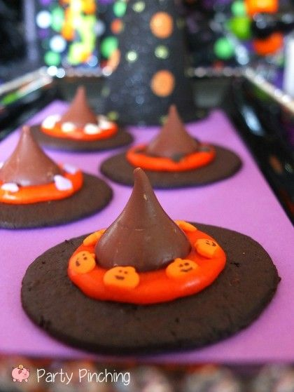 party ideas kids - Quick And Easy Halloween Treats For Kids To Make