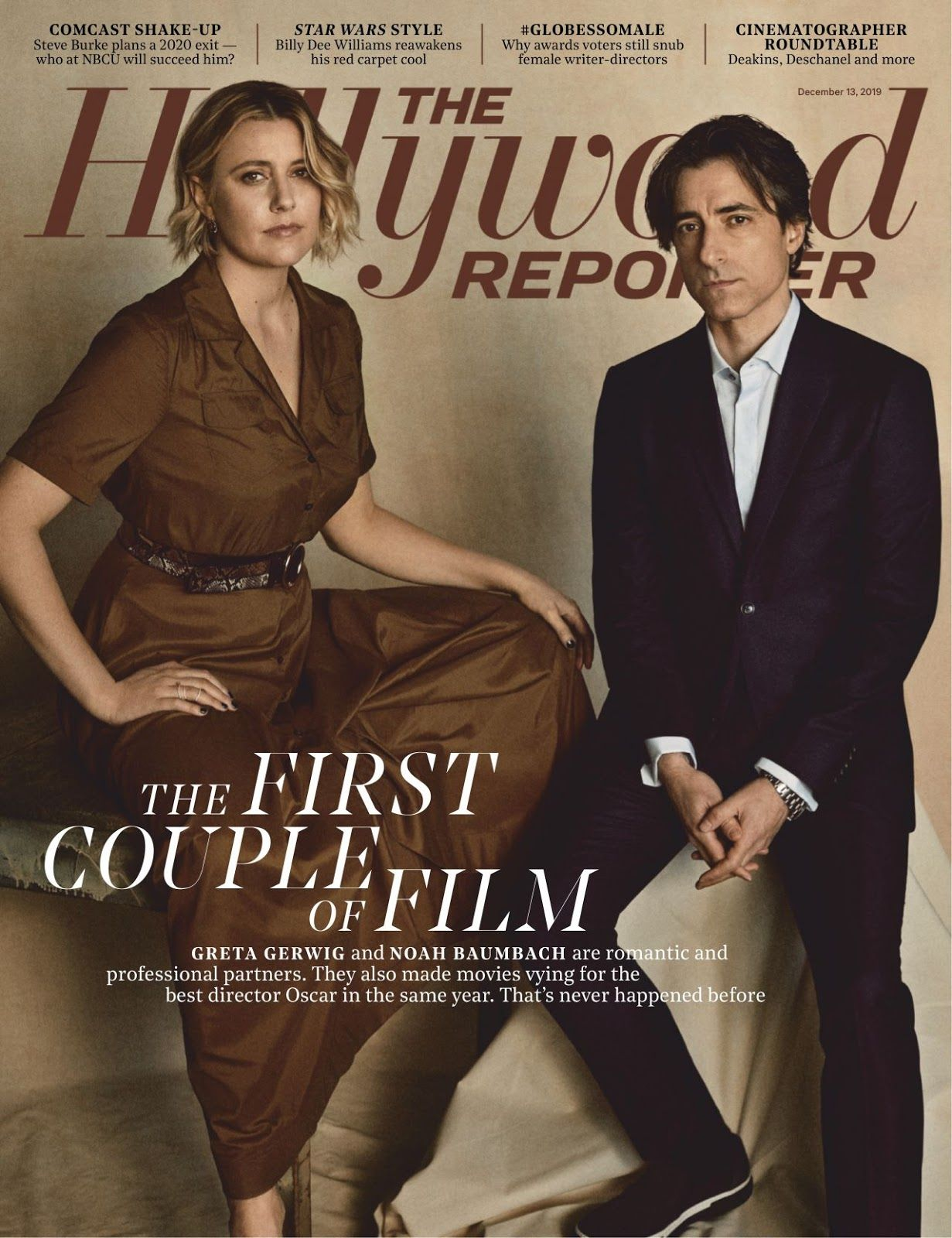Greta Gerwig The Hollywood Reporter 12 13 2019 Issue Em 2020