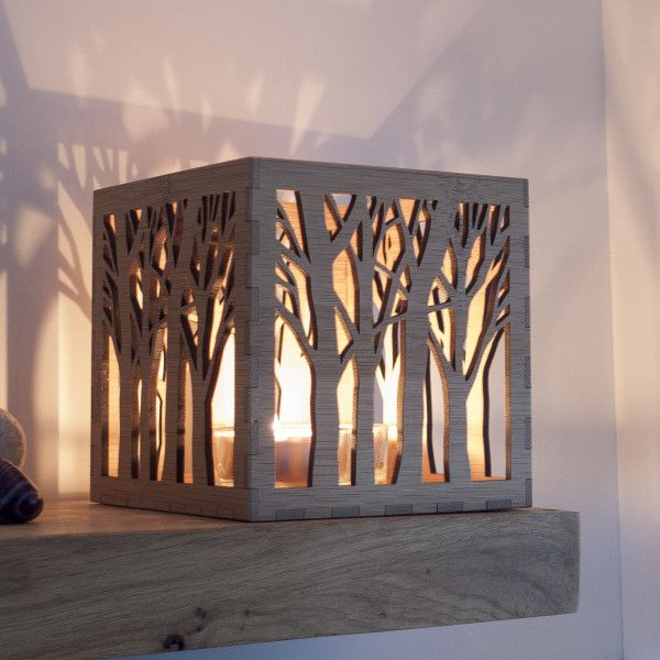 Bamboo Lamp Design
