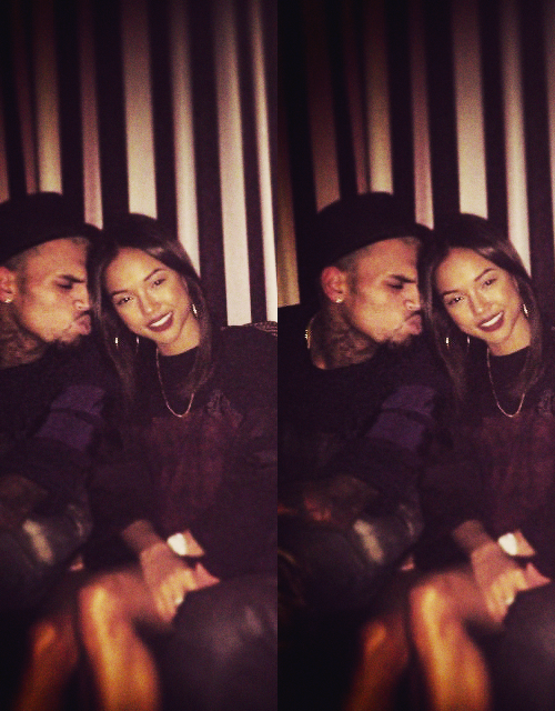 Chris Brown And Karrueche Tran The Couples I Love That Luv Love